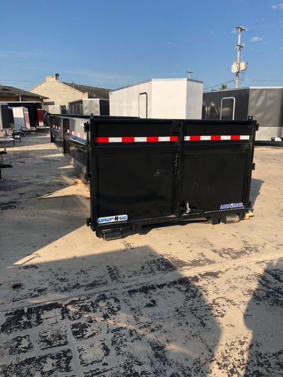 New Load Trail Drop-N-Go Roll Off 14' Dump Box