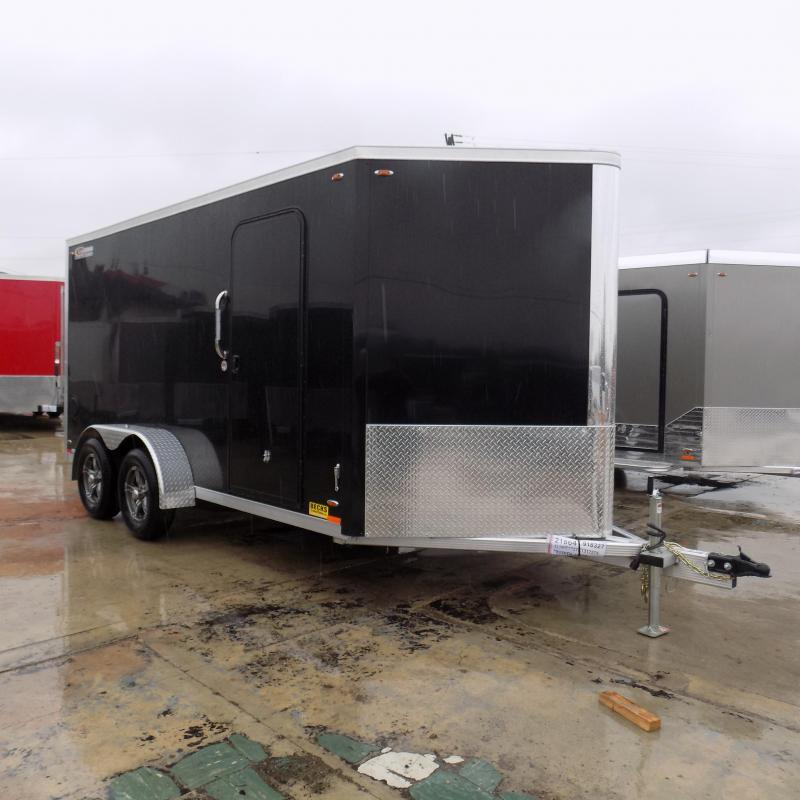 New Legend FTV 7' X 17' Aluminum Enclosed Cargo Trailer For Sale