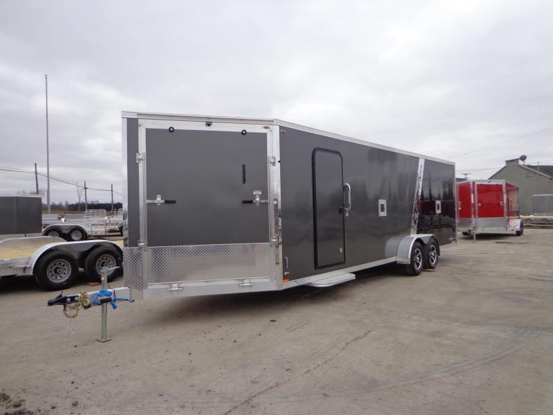 New Legend Trailers Explorer Snow/ATV 7' X 29' Enclosed Snowmobile Trailer For Sale