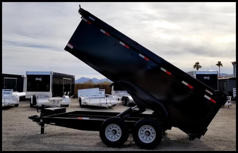 Innovative 83 x 14 Dump Trailer Dump Trailer
