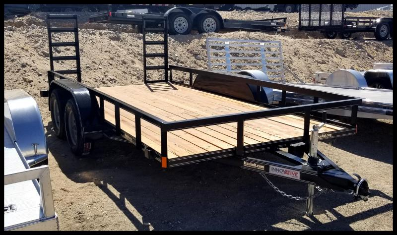2018 Innovative Trailer 83 x 14 Utility Trailer