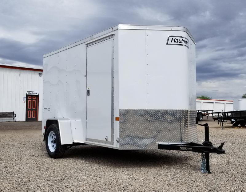 2019 Haulmark Haullmark 6 x 10 Enclosed Cargo Trailer Enclosed Cargo Trailer