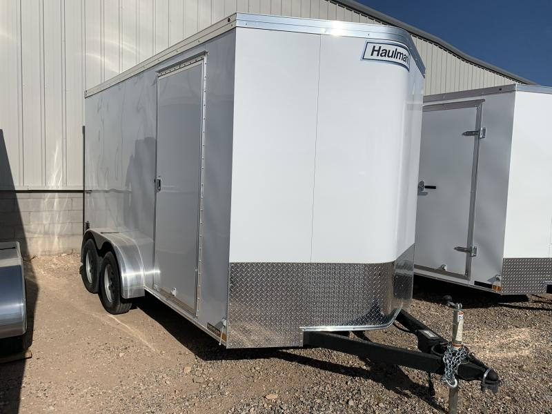 2019 Haulmark 7 x 14 Enclosed Cargo Trailer