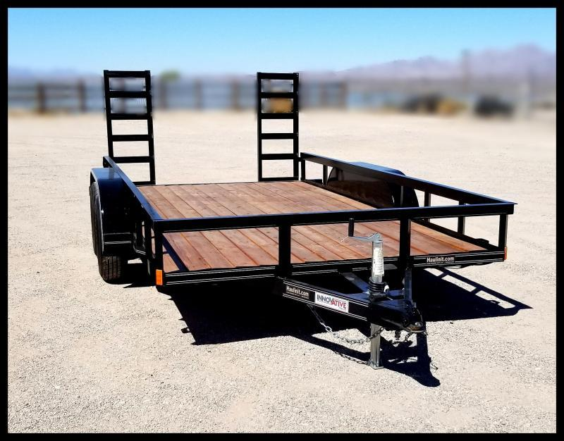 2019 Innovative Trailer Mfg. Innovative 83 x 16 Utility Trailer
