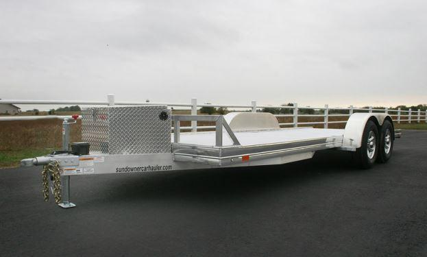 2020 Sundowner Trailers 4000AP18 Flatbed Trailer