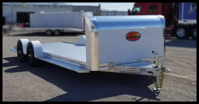 2020 Sundowner Trailers Sundowner 82 x 22 Ultra Series Car / Racing Trailer