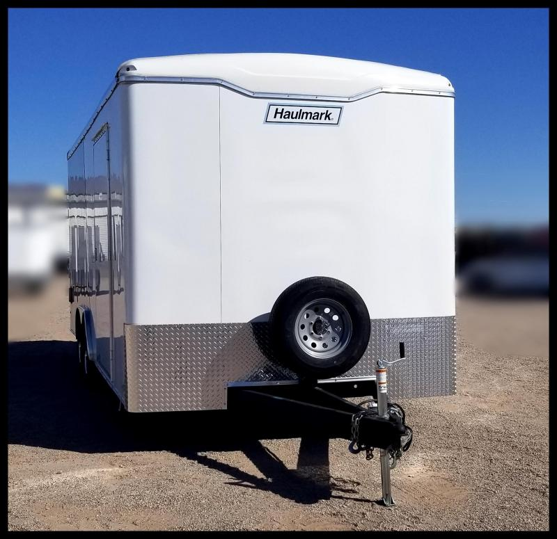 2020 Haulmark Transport Car / Racing Trailer
