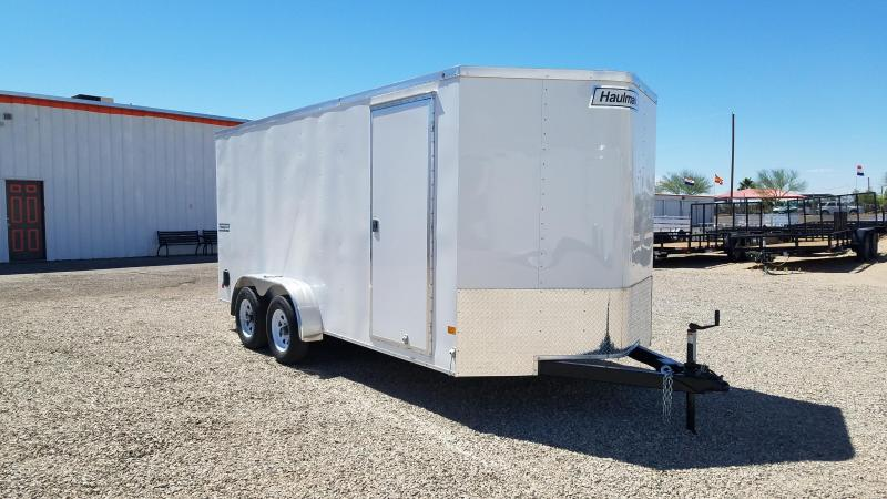 2019 Haulmark 7 x 16 Passport Enclosed Cargo Trailer