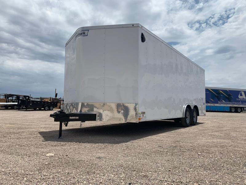 2020 Haulmark PP85x20T2 Enclosed Cargo Trailer