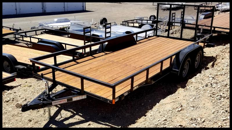 2019 Innovative Trailer Mfg. 83 x 18 Utility Trailer