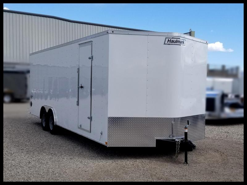 2020 Haulmark PP8524T3-D Car / Racing Trailer
