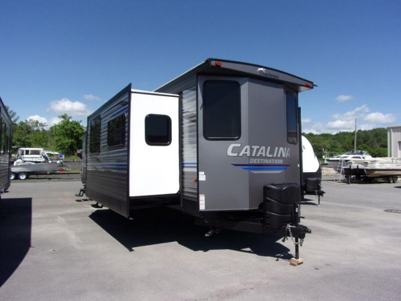 2020 Coachmen Catalina 39MKTS