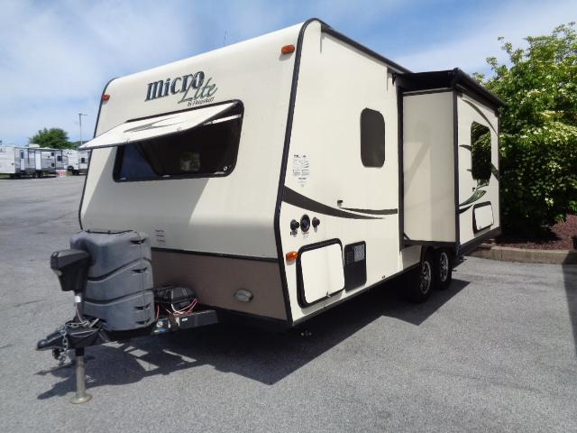 2016 Forest River Forest River MICRO-LITE
