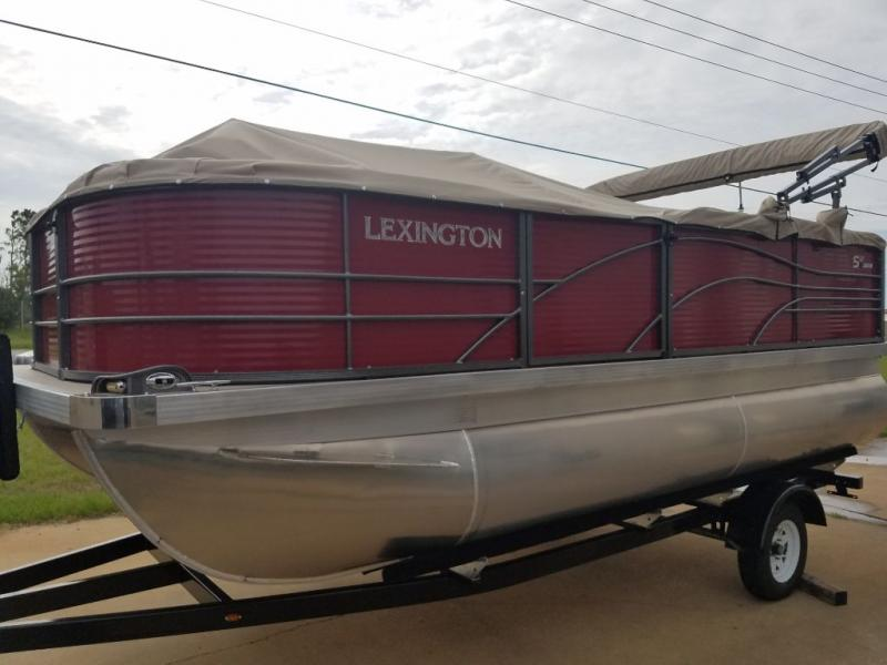 2019 International Pontoon Corporation Lexington Marine Group 517