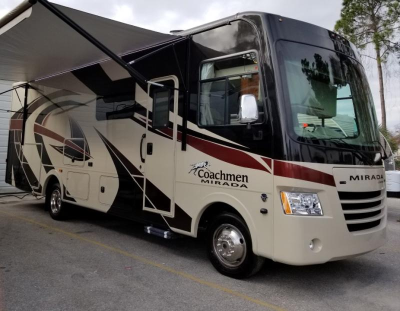 2018 Coachmen By Forest River Mirada 29FW