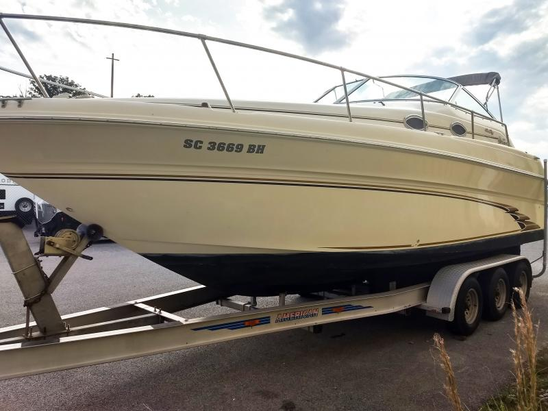 2000 Sea Ray Sea Ray 270 SUNDANCE