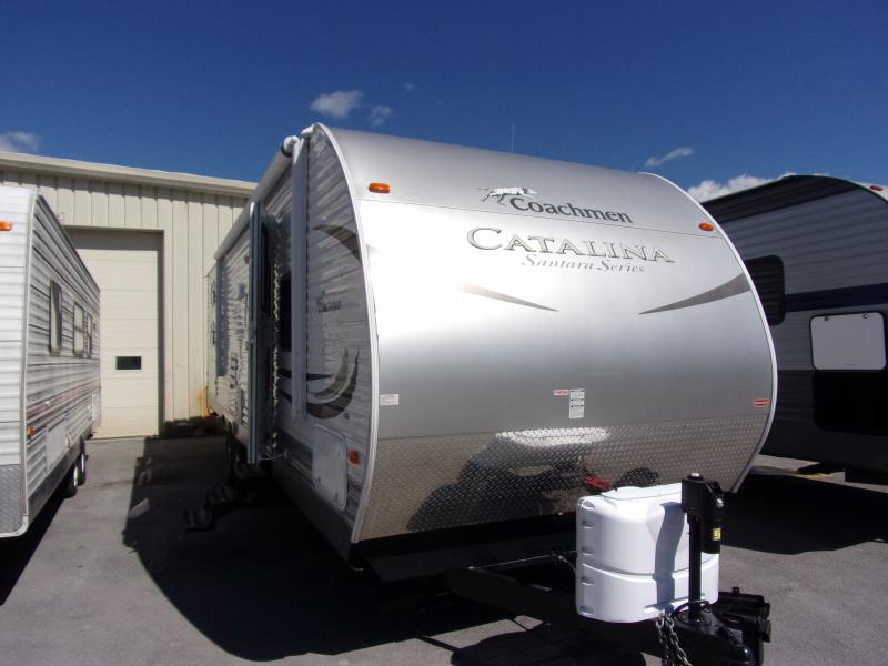 2014 Coachmen By Forest River Coachmen By Forest River CATALINA