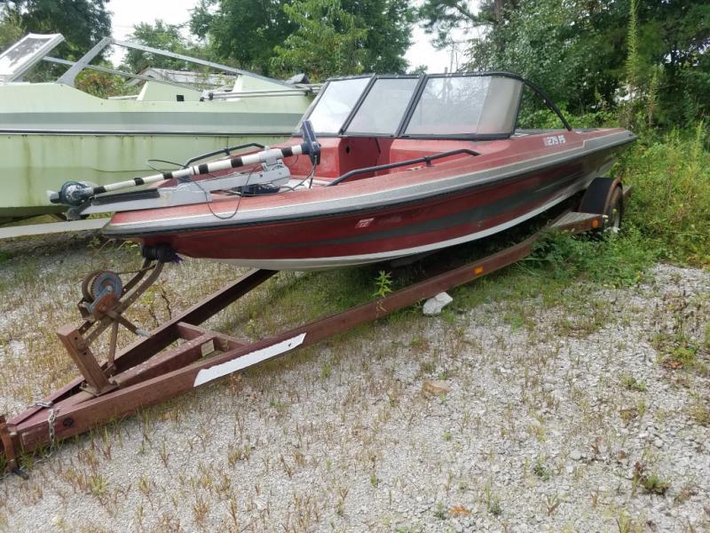 1989 Stratos Boats Stratos 279TB