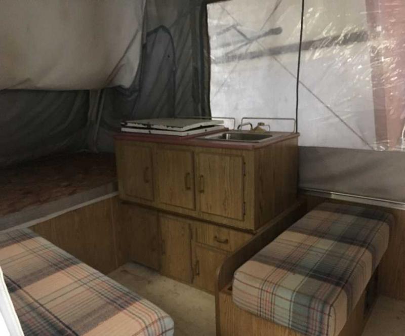 1992 Coleman Camping Trai Coleman ROYAL DESTINY