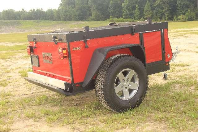 2014 Livin-lite Jeep EXTREME TRAIL