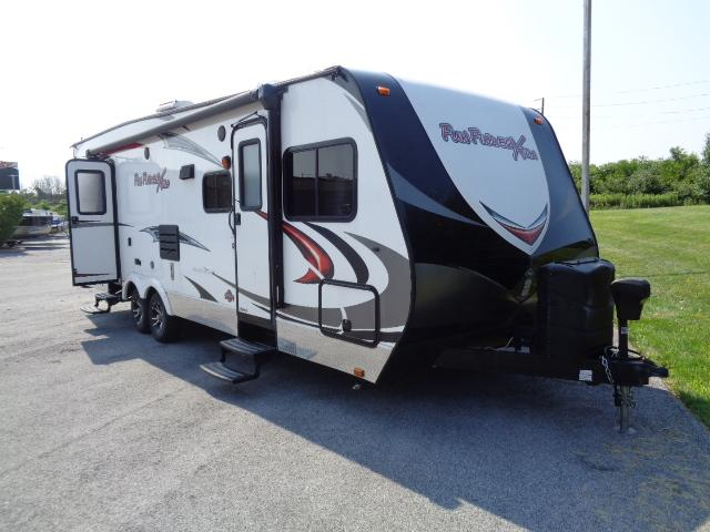2014 Cruiser Rv Fun Finder 276