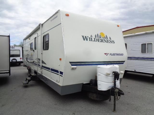 1996 Fleetwood Wilderness 27