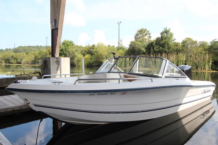 2006  Sea Boss 190DC