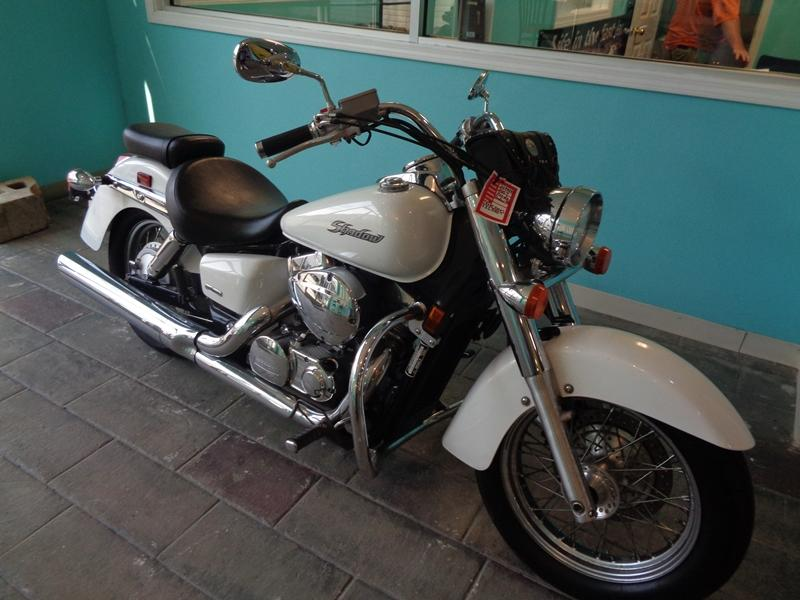 2007 Honda Motor Co. Honda SHADOW