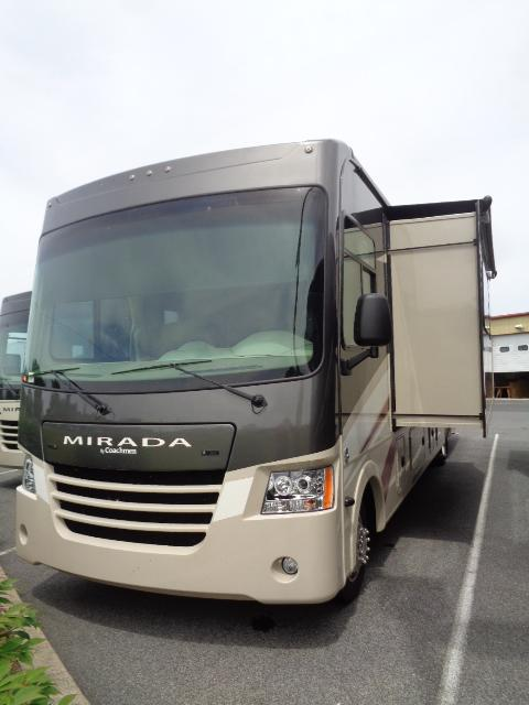 2020 Coachmen By Forest River Mirada 35BHF