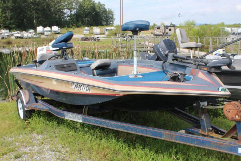 1985 Norris Craft Boats Norris Craft 1600XLV