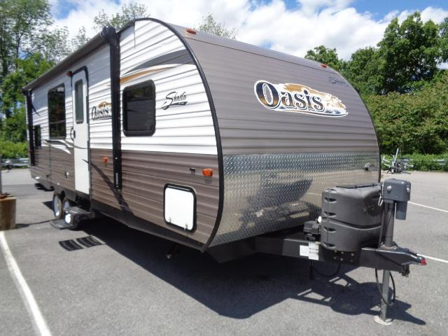 2015 Forest River Shasta Oasis 25RS
