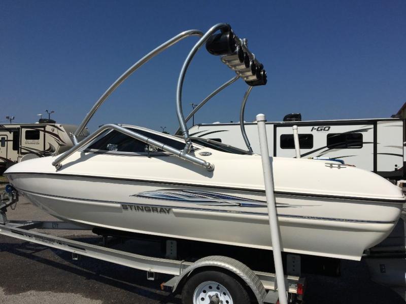 2010 Stingray Boat Stingray 180RX