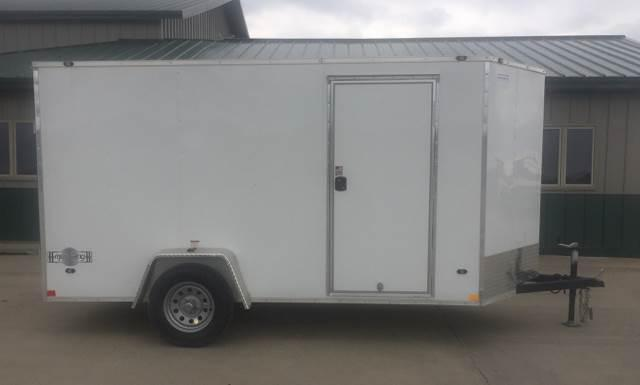 "2018 Stealth Trailers Mustang 6 x 12 x 72"" Enclosed Cargo Trailer"