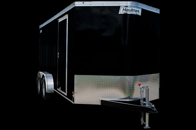 2019 Haulmark TSV714T2 Enclosed Cargo Trailer
