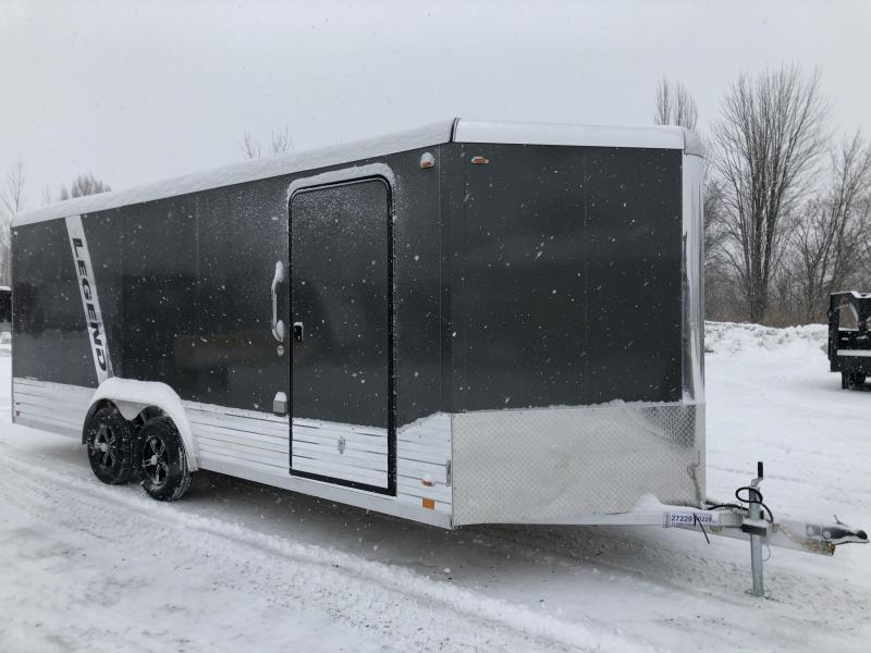 2020 Legend Trailers DVN8x23 Enclosed Cargo Trailer