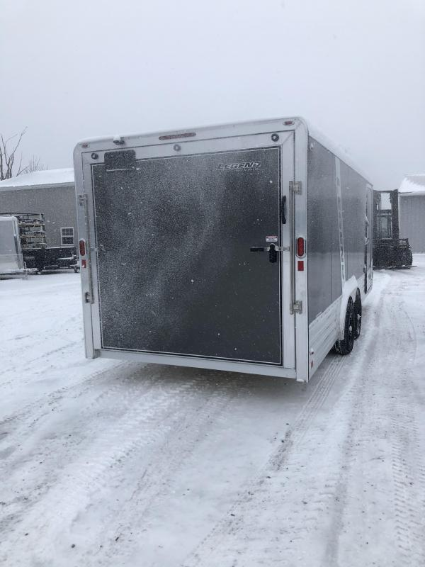 2020 Legend Trailers DVN8x23 Enclosed Cargo Trailer