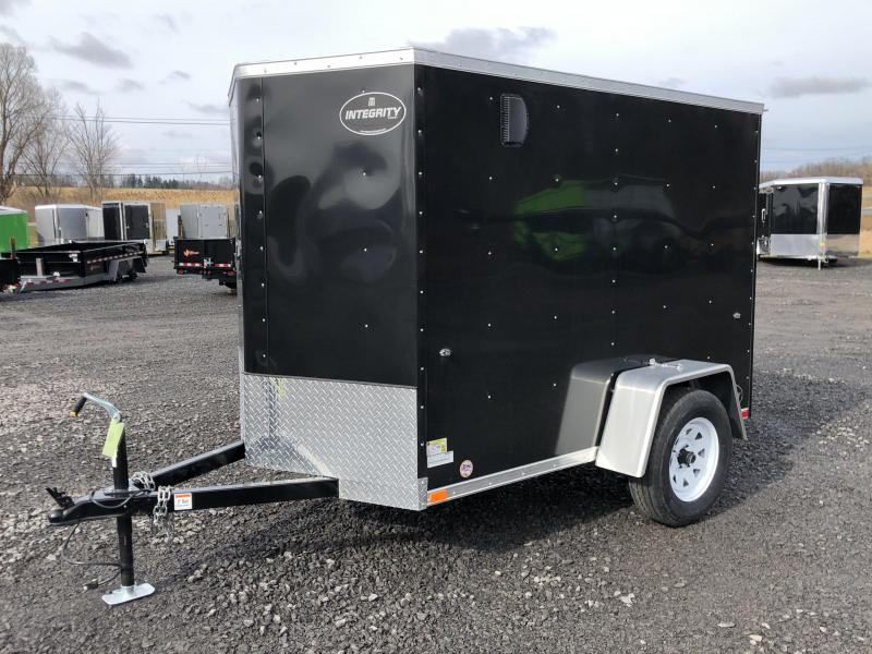2020 Integrity Economy Series 5 x 8 Enclosed Cargo Trailer