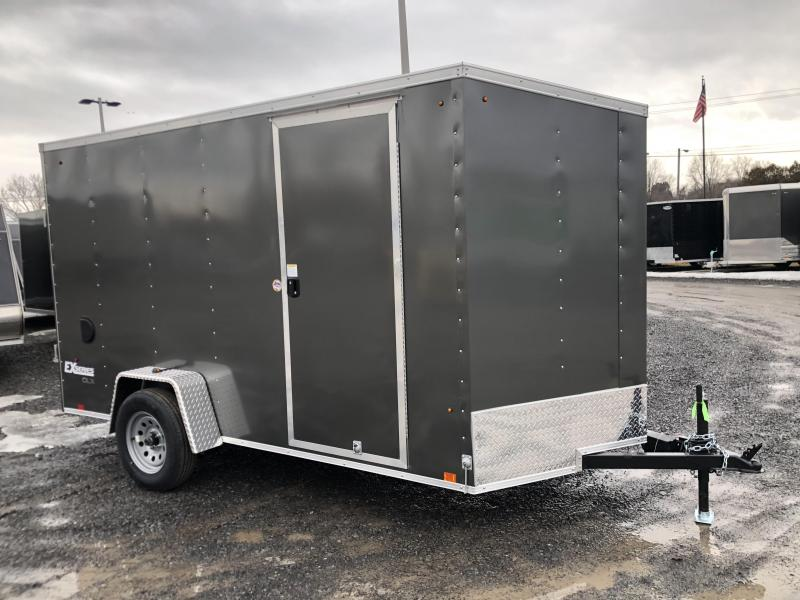 2021 Cargo Express 6.0x12SA Enclosed Cargo Trailer