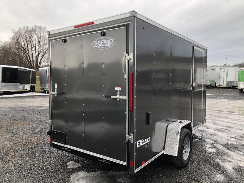 2021 Cargo Express 6.0x12SA Enclosed Cargo Trailer