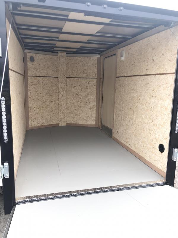 2020 Integrity Trailers WW6x10 Enclosed Cargo Trailer
