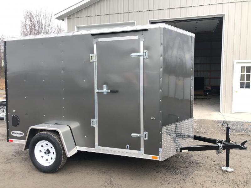 2020 Integrity Trailers WW6x10 Enclosed Cargo Trailer