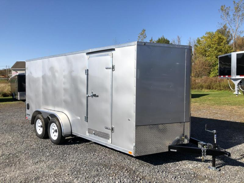 2020 Integrity Stock-Aide 7 x 16 Enclosed Cargo Trailer