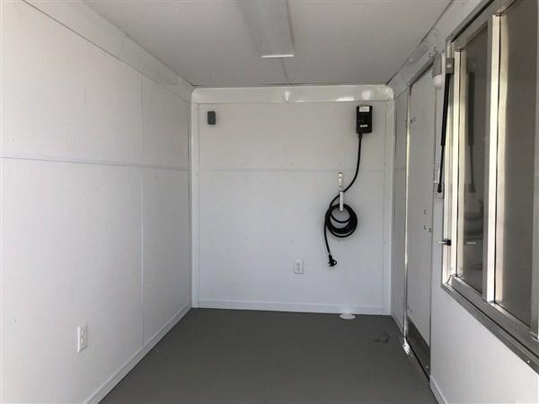 2019 Integrity 6 x 12 Concession Trailer w/ 30 Amp Pack