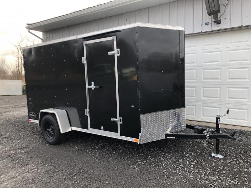 ITT Cargo 6x12 EB enclosed trailer