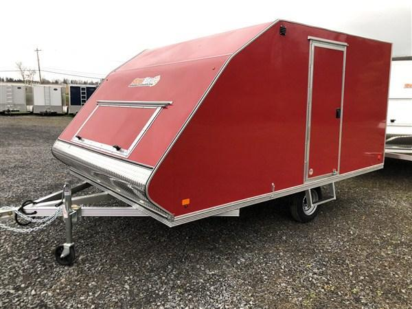 2020 SnoPro Hybrid Snowmobile Trailer