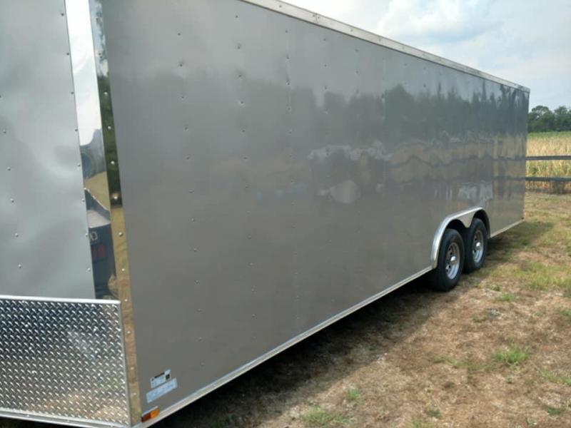 2019 Quality Cargo 8.5 x 24 TA3 Car Hauler Enclosed Cargo Trailer