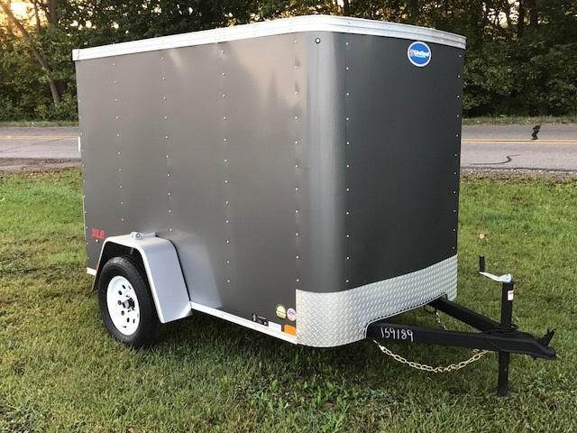 2019 United Trailers XLE-58SA30 Enclosed Cargo Trailer