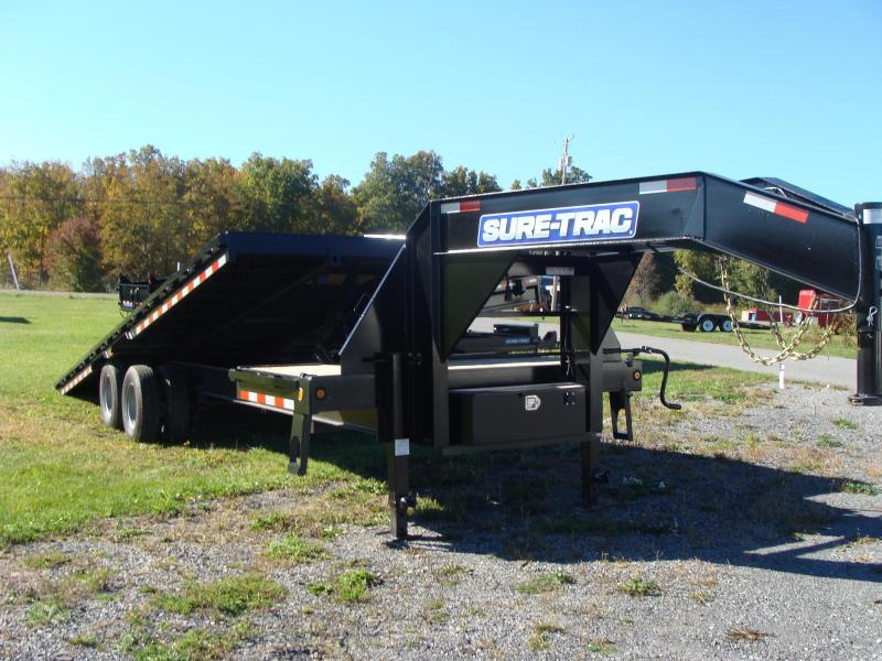 2016 Sure-Trac 8.5X24+4 POWER TILT DECKOVER
