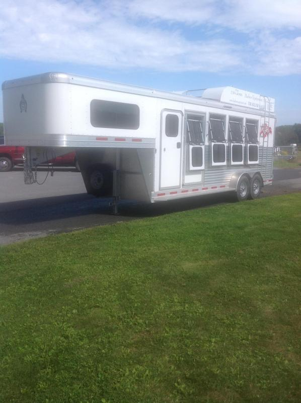 2016 Adam EXCURSION Horse Trailer