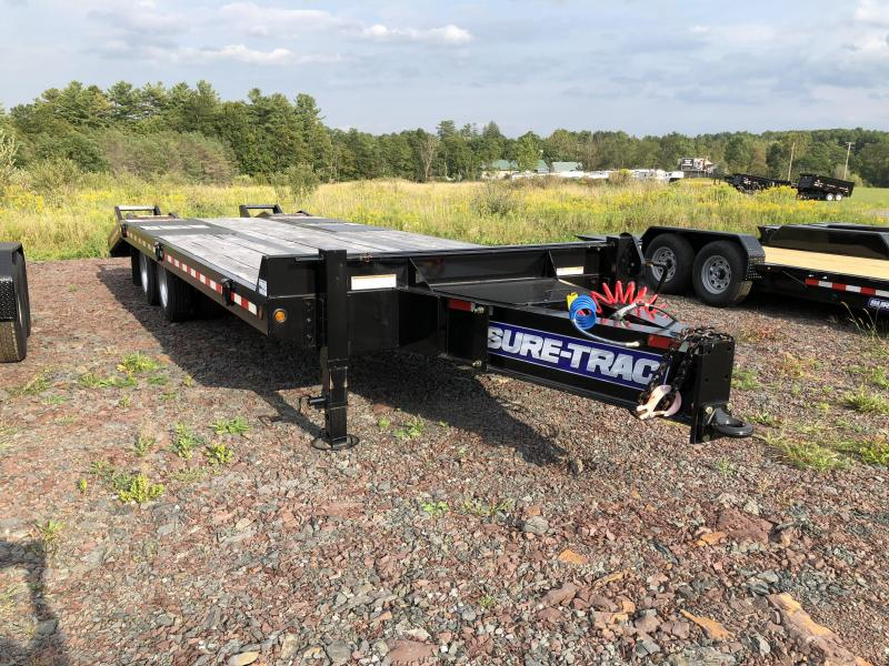 2018 Sure-Trac 8.5x20+5 20Ton Air Brake Deckover Tandem